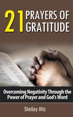 21 Oraciones de Gratitud