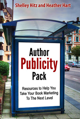 Author Publicity Pack