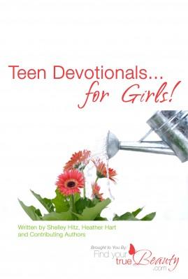 Teen Devotionals…For Girls!