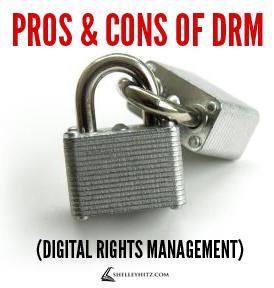 digital rights management locks