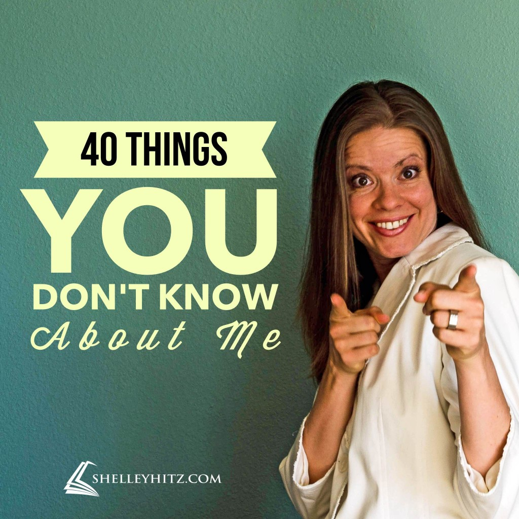40 things shelley hitz
