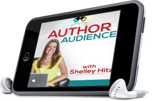 author audience podcast