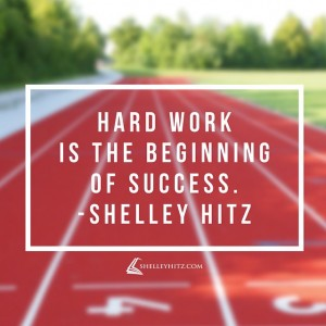 hard work success quote