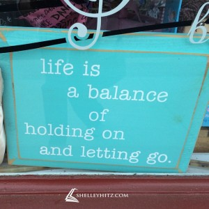 holding on letting go quote
