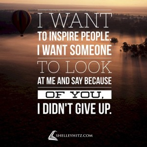 inspire people quote