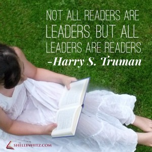 leaders are readers quote