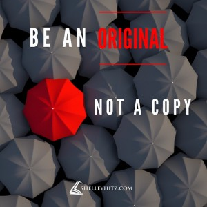 original not copy quote