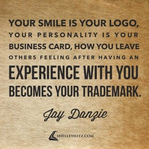 smile is your logo quote