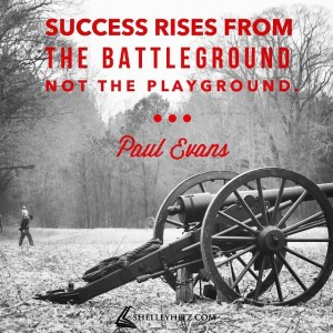 success battleground playground quote