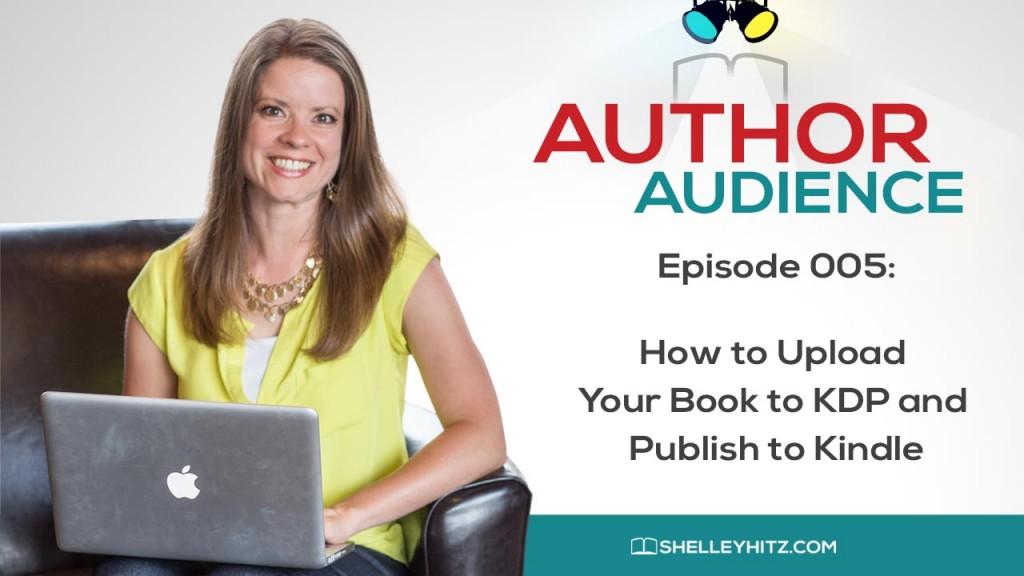publish to kindle