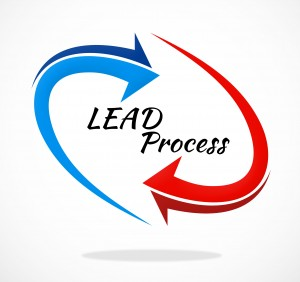 lead process logo