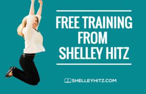 free training from shelley hitz