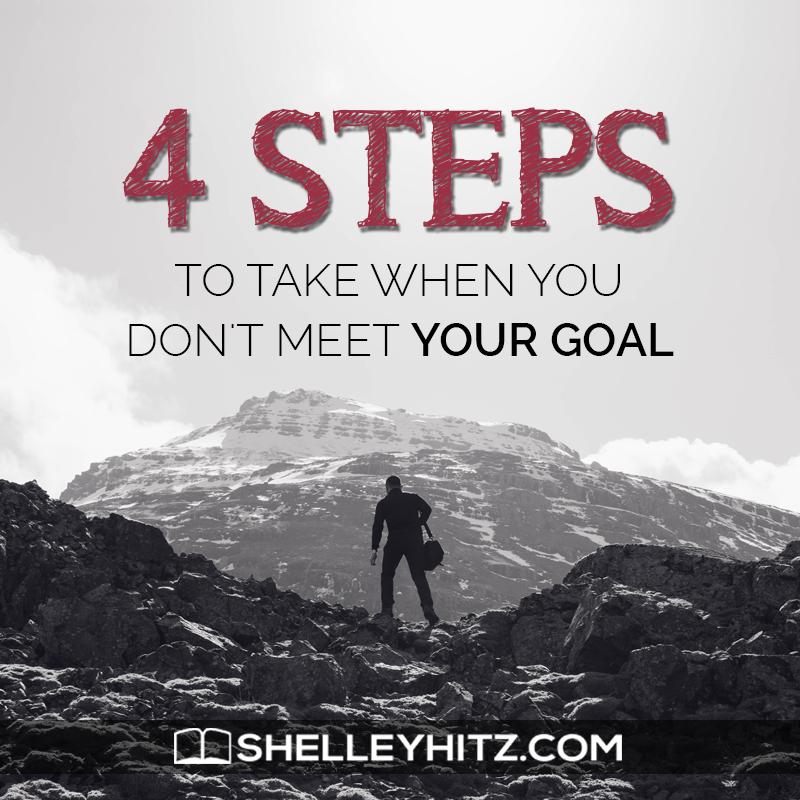don't reach a goal