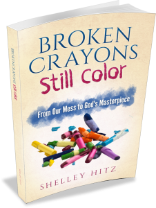 Broken Crayons Still Color Paperback 3D