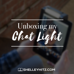 Unboxing my Chat Light