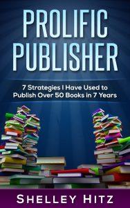 prolific publisher