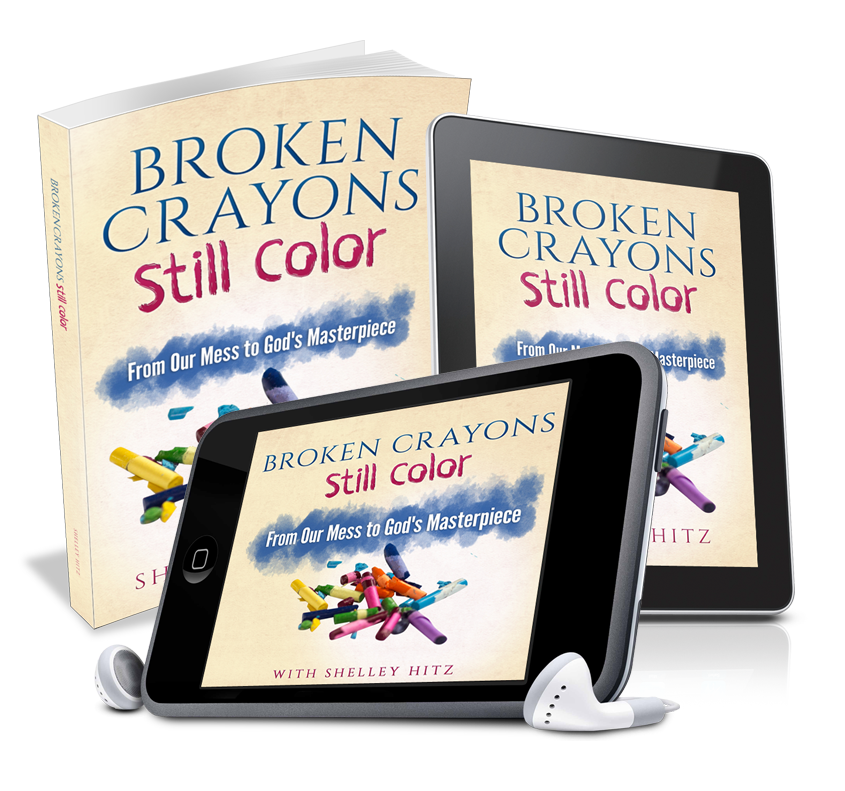 broken crayons still color book